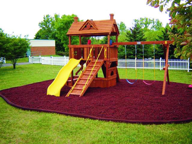 Rubber Mulch Rubber Mulch Playground Rubber Mulch Rubber Borders