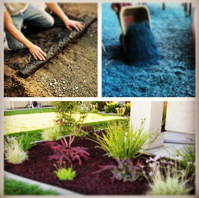 Its Never Too Late To Put Down Rubber Mulch Rubber Mulch